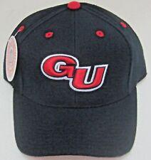 Gonzaga University Bulldogs Blue Structured Adjustable Snap Back Hat