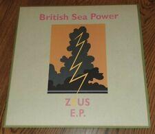 BRITISH SEA POWER ZEUS EP VINYL LP RARE OOP