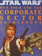 Star Wars Han Solo and the Corporate Sector Hard Cover, 40042, Great MegaExtras!