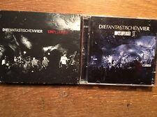 Die Fantastischen Vier [3 CD] Unplugged  I + II / MTV