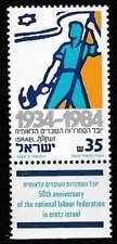 Israël postfris 1984 MNH 962 - Vakbonden 50 Jaar