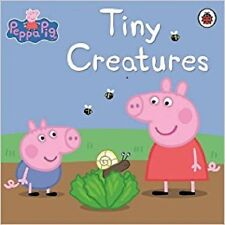 Peppa Pig Tiny Creatures by Ladybird books, Children's Books, paperback New