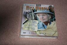 Miss Marple - 3-Volume Gift Set (DVD, 2002, 3-Disc Set, Three Disc Set) *New*