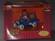 Corgi The Muppet Show 25 Years Fozzie Bear car Muppets Collectable