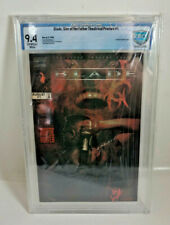 Marvel Comics BLADE Sins Of The Father #1 Comic Book 1998 CBCS Graded 9.4  -#006