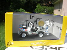 "NOREV 1/43 JEEP WILLYS ASSISTANCE ""TOUR DE FRANCE 1951"""