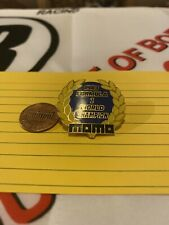 vintage 1983 Formula 1 World Champion MOMO Hat Pin