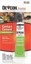 NEW DEVCON 18045 S180 1OZ ALL PURPOSE CONTACT CEMENT  GLUE WATERPROOF ADHESIVE