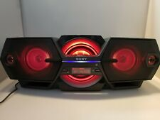 Sony ZS-BTG900 personal audio system bluetooth boombox USED