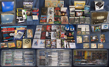 Huge Video Game Bundle - 179 Titles, 7 Consoles  *Amazing Collectible Condition*
