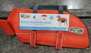 Outward Hound Dog Life Jacket Large 55-85 Lbs. NWT