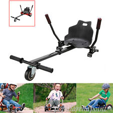 "Hoverkart Go Kart Adjustable For Self Balance Scooter Fits all 6.5 ,8,10"" Boards"