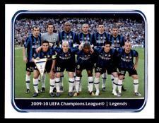 Panini Champions League 2010-2011 2009-10 Inter Milan - Team Legends No. 549