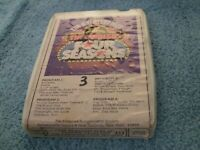 The Greatest Hits of Frankie Valli & The 4 Seasons(3?) 8-Track