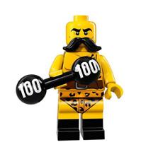 col17-16 Lego Minifigura Serie 17 el Highwayman nunca montado - 71018-NEW