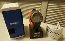 Casio WS220-8AV, Solar Powered Watch, 5 Alarms, World Time, 120 Lap Memory