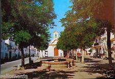 POSTAL LORA DEL RIO PLAZA SANTA ANA SEVILLA ANDALUCIA POSTCARD POSTKARTE CC03435