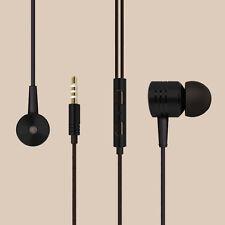 3.5mm Piston In-Ear Stereo Earbuds Earphone Headset Headphone WITH Mic Universal