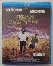Blu-ray Itinéraire d'un enfant gâté Jean-Paul Belmondo Richard Anconina
