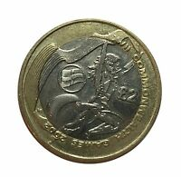 Queen Elizabeth II Two Pound Coin £2 1989, 1994, 1995, 1996 Inc Claim of Rights