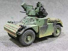 MI0312 - 1/35 PRO BUILT Resin Accurate Armour British Ferret Mk 2/6 with Vigilan