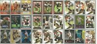New Orleans Saints 27 card 2008-2009 insert lot-all different