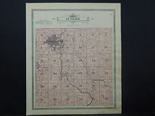 Wisconsin, Dane County Map, 1911 Dunkirk or Dunn Township O1#53