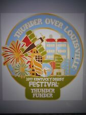 2017 Kentucky Derby Festival Thunder Funder Corporate. Pin