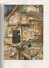 Arthur Rackham Print  - Fairy Tales By Hans Andersen