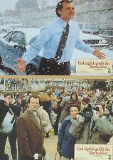 GROUNDHOG DAY - Lobby Cards Set - Bill Murray, Andie MacDowell, Harold Ramis