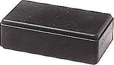CONTENITORE PER ELETTRONICA PLASTICO 40x70x23mm NERO 50/44