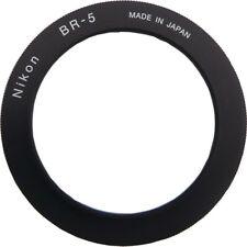 Nikon Japan Camera Lens Mount Adapter Ring BR-5 for 62mm BR-2A