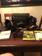 Nikon D D600 24.3MP Digital SLR Camera with package deal