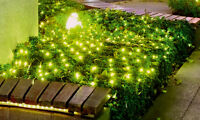 SALE 160 LED Net Twinkling Warm White Lights Christmas Decoration Light Battery