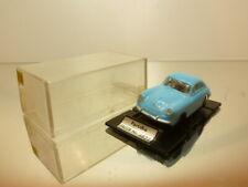 FALLER SLOT CAR 4822 PORSCHE 356-  L6.0cm (H0) - GOOD CONDITION IN SHOW-CASE