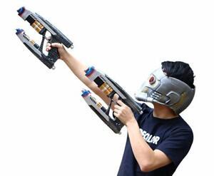New The Avengers Infinity War Star Lord Guns Weapon Halloween Cosplay Prop