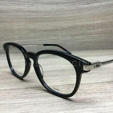 Marc Jacobs 143 Eyeglasses Black Silver CSA Authentic 50mm