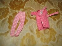 UNUSED Barbie Country Bound Coat & Pants Fits Silkstone & Others