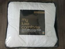 Bloomingdale's My Luxe Asthma Friendly Medium Weight Down Comforter Full/Queen