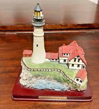 New ListingOneida Studios Portland Head Maine 1998 Lighthouse Statue