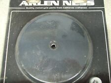 NOS Arlen Ness Black Smooth Air Cleaner Outlet Cover 18-761