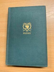"1910 William Makepeace Thackeray ""Roundabout Papeles"" Fiction Dura Libro (P3)"