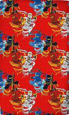 Lego Ninjago Red Tornado Spannbettlaken 90/100 x 190/200 Betttuch z. Bettwäsche