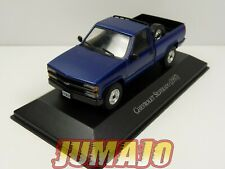 AQV7 Voiture 1/43 SALVAT Inolvidables 80/90: CHEVROLET Silverado 1997 pick-up
