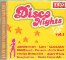 Various Disco(CD Album)Disco Nights Volume 1--New