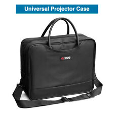 Projector Bag for Acer Optoma BenQ Projector Carrying Strap 15'' Laptop Case US