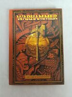 Warhammer The Game Of Fantasy Battles Hardcover