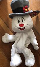 NWT Frosty the Snowman (Frosty) With Sound