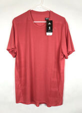 Adidas, Men's Supernova Small Red Athletic Tee, DQ1892