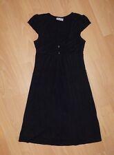 ☆Clockhouse☆ Kleid Gr. S schwarz stretch Sommerkleid, Minikleid Puffärmel